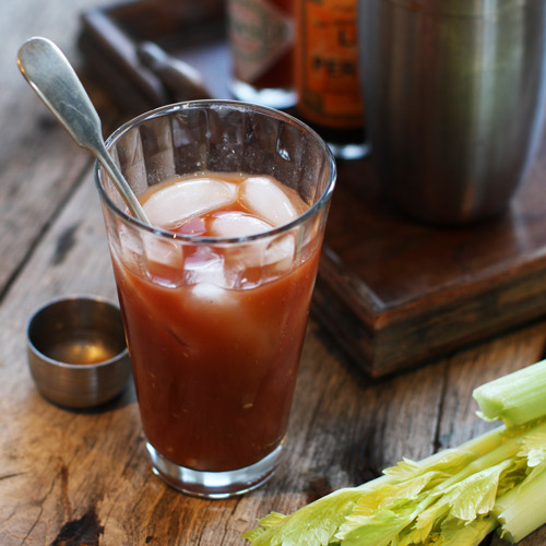 Bloody Mary blog
