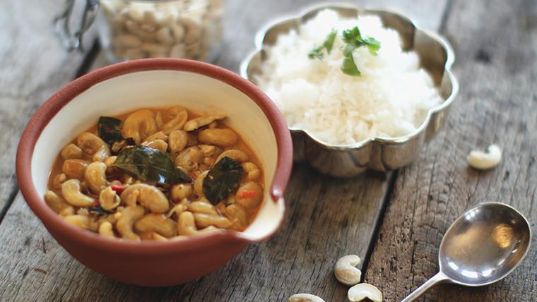 Cashew Nut Curry | Hari Ghotra