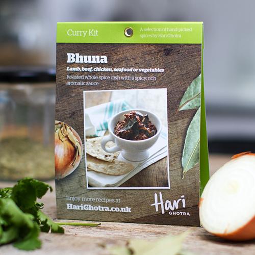 Bhuna Spice Kit Test