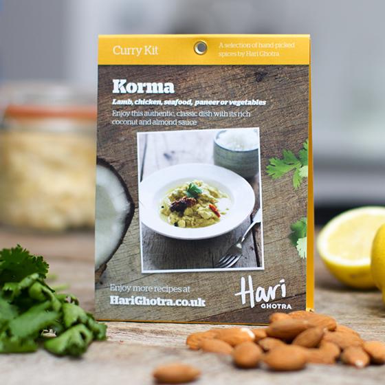 Korma Curry Kit