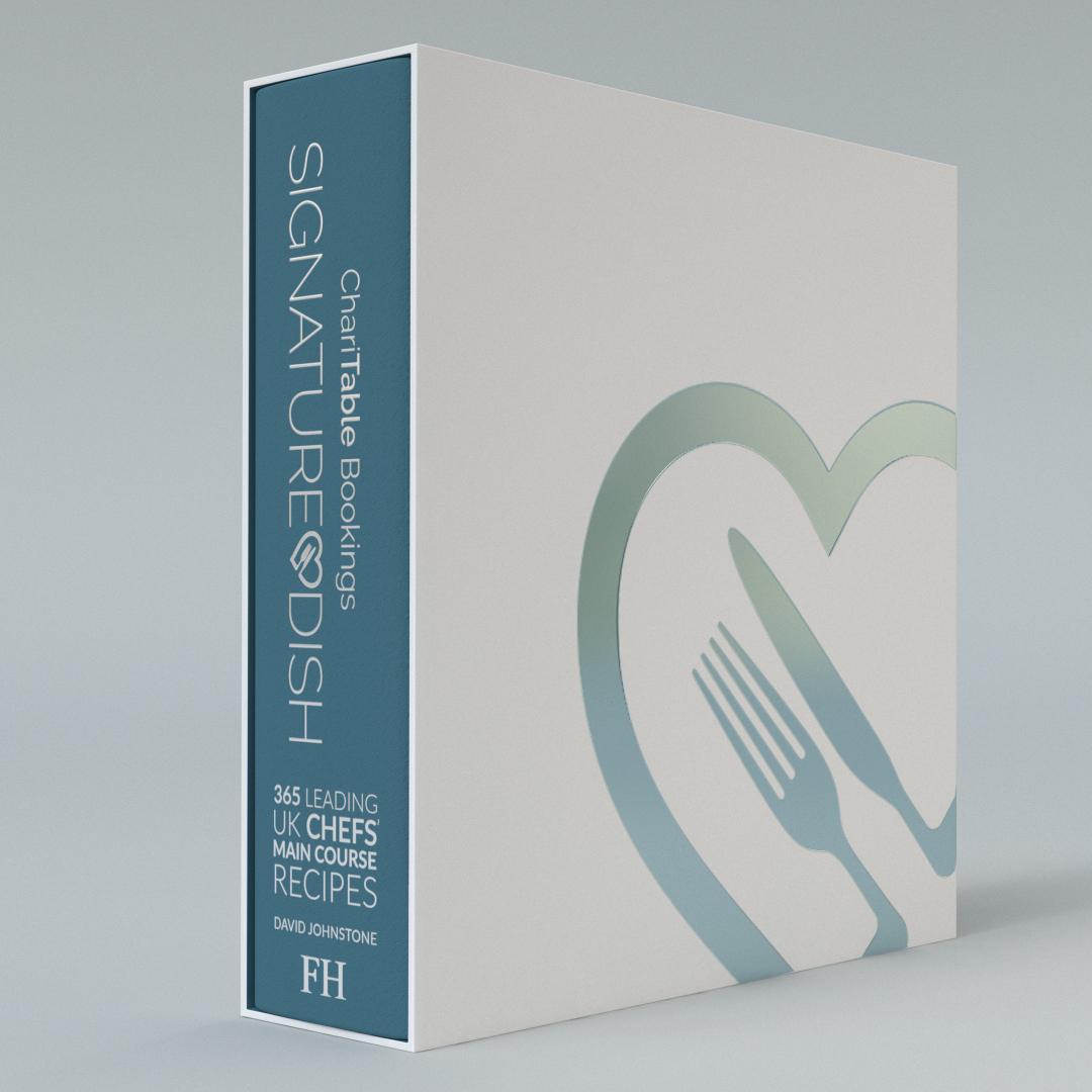 Charitable CookBook