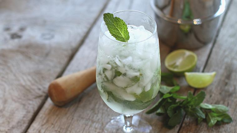 Fresh Mint Mojito