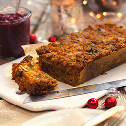 Amazing Nut Roast