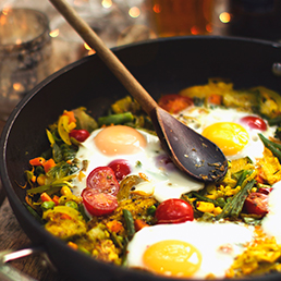 Spicy bubble and squeak