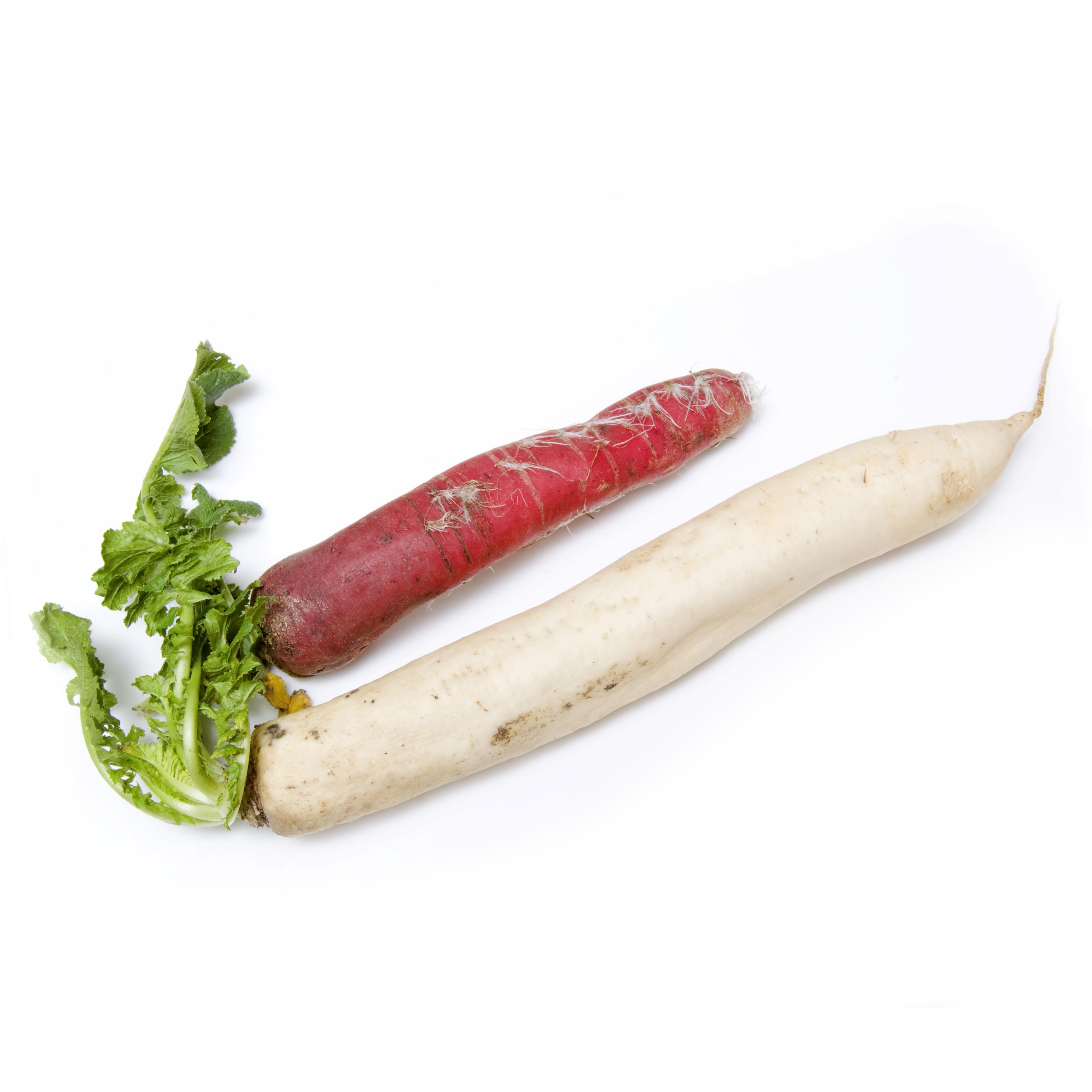 Mooli (White Radish)