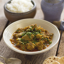 Indian Recipes with Pork