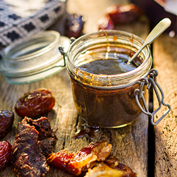 Sweet Date and Tamarind Chutney