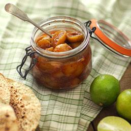 Nimbu ka Achaar (Lemon Pickle)