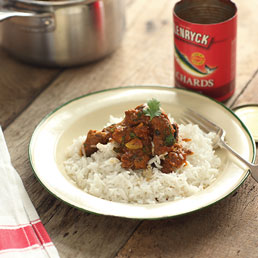 Pilchard Curry