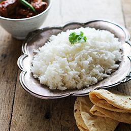 Plain Basmati Rice