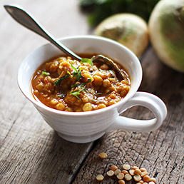 Turnip Chana Dhal