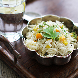 Vegetable Pilau