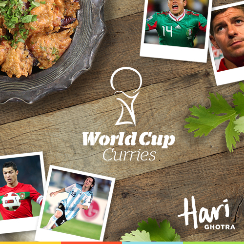 World Cup Curry