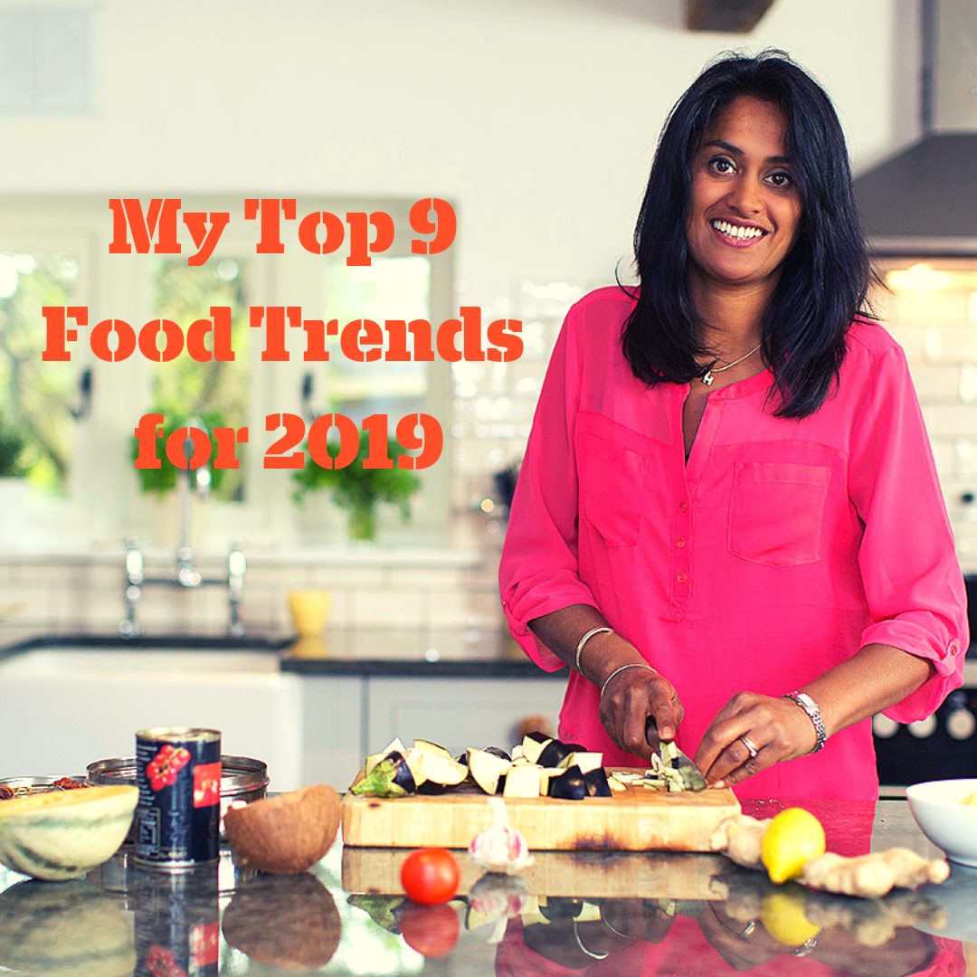 Top 9 food trends 2019| Hari Ghotra
