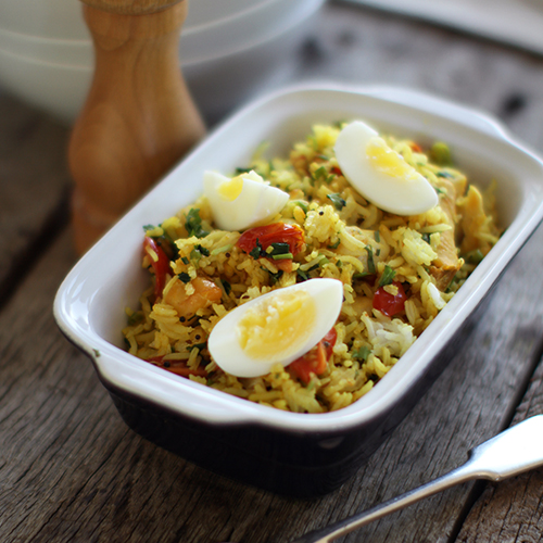 kedgeree blog