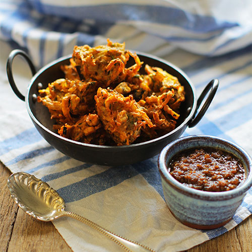 vegetable pakora blog