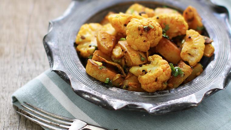 Vegan Indian Recipes Hari Ghotra