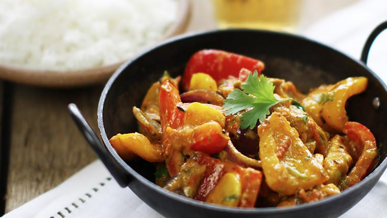 Chicken Jalfrezi Hari Ghotra