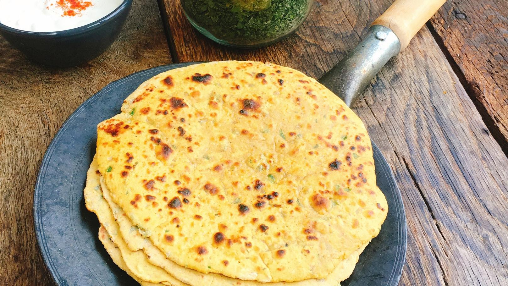 Missi Roti Hari Ghotra