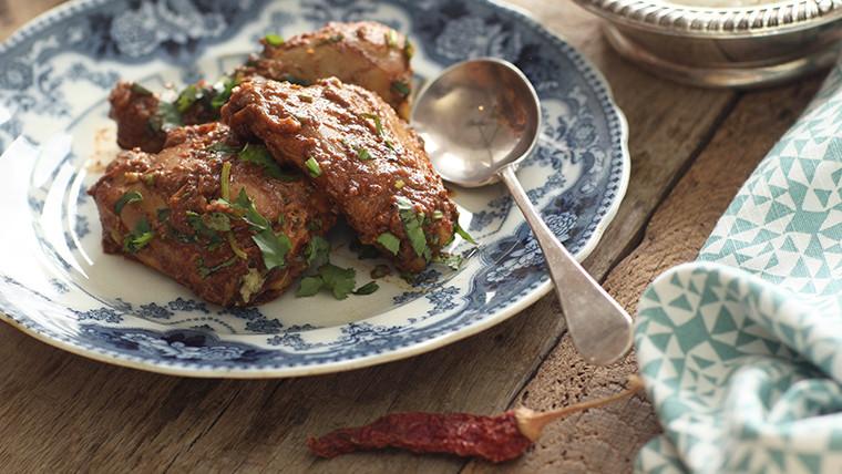 Xacuti Chicken Hari Ghotra