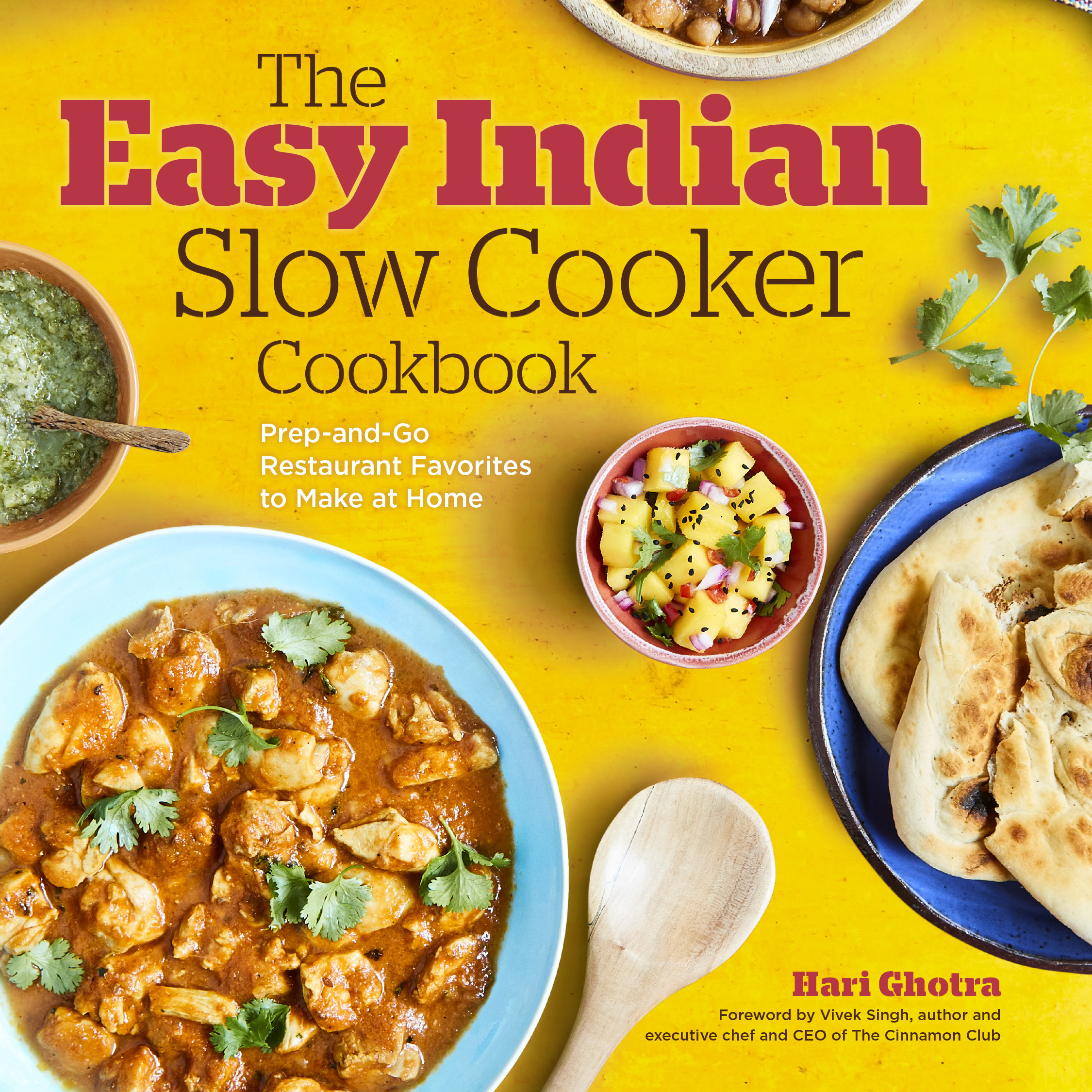My New Cookbook: The Easy Indian Slow Cooker Cookbook