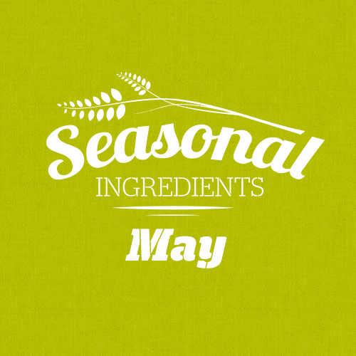 Spring Recipes for a Merry May