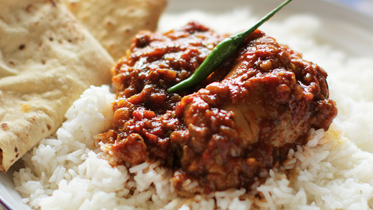 How to Cook a Great Chicken Curry