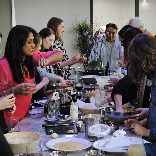 #CookWithHari blogger event roundup