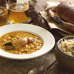 South Indian Crab Curry