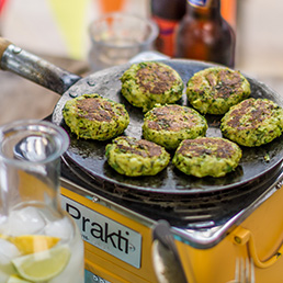 Broccoli Tikki