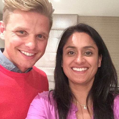 Cooking with Jeff Brazier