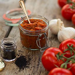 Smoked Tomato Sauce