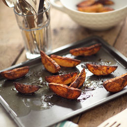 Spicy Potato Wedges